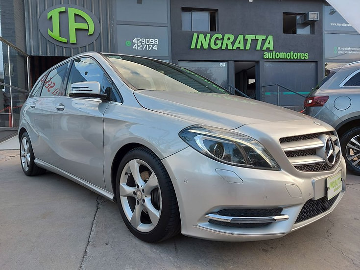 MERCEDES BENZ B200 1.6 156cv SPORT AT 7 - 2013