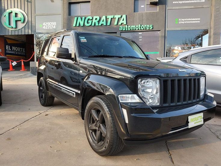 JEEP CHEROKEE LIMITED 3.7 V6 ATX