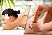 Gift Card Body & Feet Combo