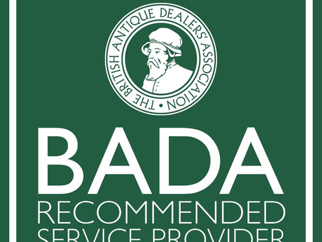 Ossad Art Management is now a BADA Recommended Service Provider!