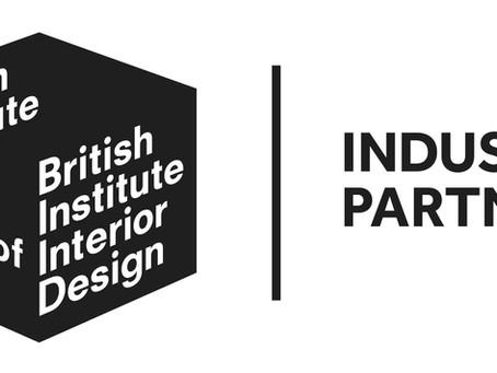 Ossad Art Management is now a British Institute of Interior Design Industry Partner!