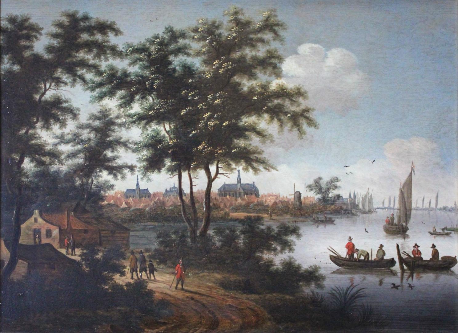 Willem Dalens, 'Haerlempje'