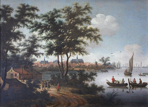 Een 17e-eeuws  'Haerlempje' van Willem Dalens