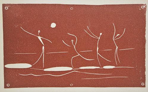 Linosnede Pablo Picasso