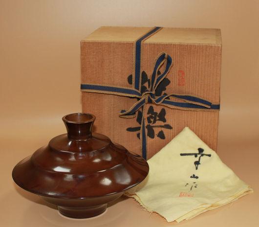 Sakai Kozan, Ikebana (vaas)