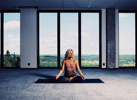 Yoga på Hotell Södra Berget - Oktober