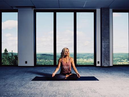 Yoga på Hotell Södra Berget