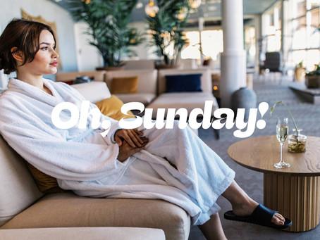 Oh, Sunday - Spapaket