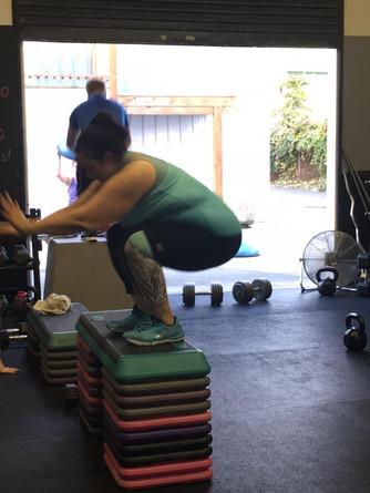 Jasmin's Fitness Journey: Chapter 2 - Pushing Boundaries