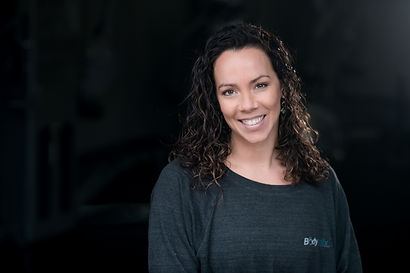 Co-owner and personal trainer, Megan Cofield.