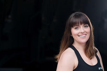 Personal trainer Cassandra von Niessen.