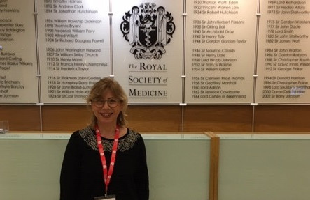 GNS at the Royal Society of Medicine