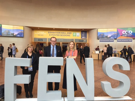 GNS at the Federation of European Nutrition Societies (FENS)