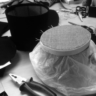 The making of a top hat