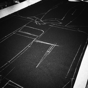 The making of a bespoke jacket
