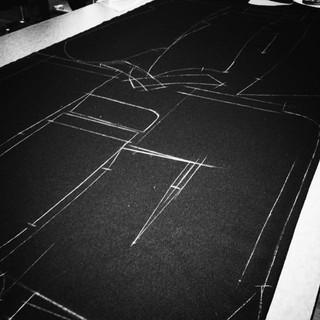 The making of a bespoke jacket