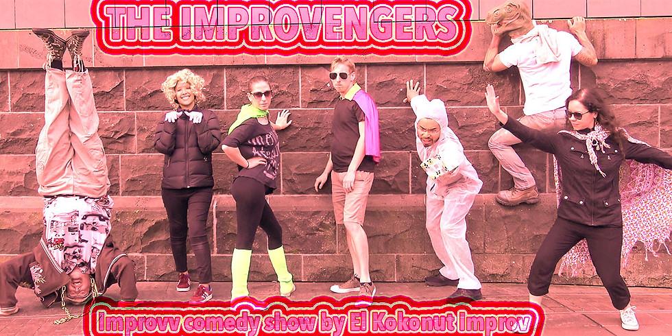The Improvengers - Improv Comedy Show