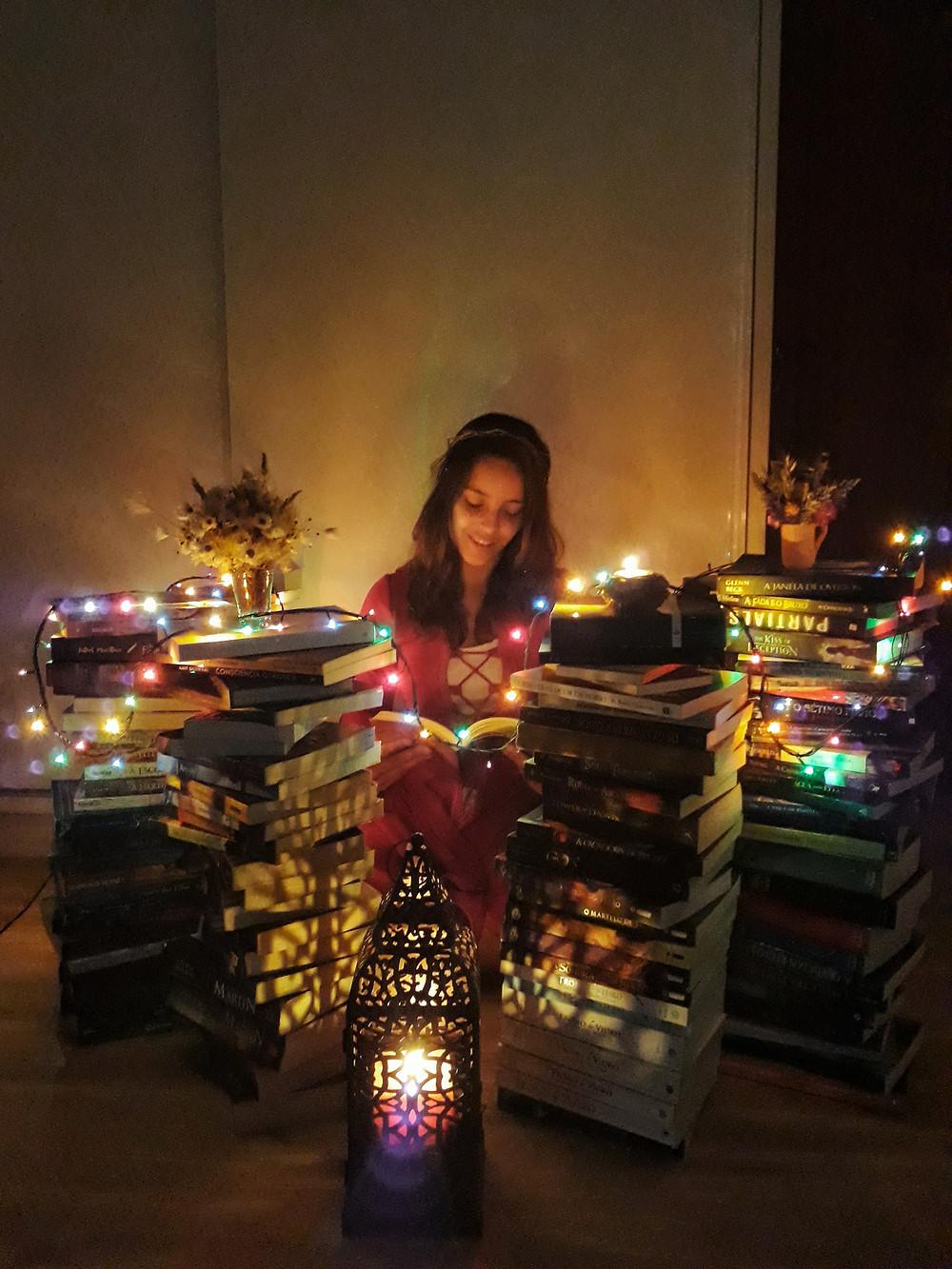 Larissa Shanti livros