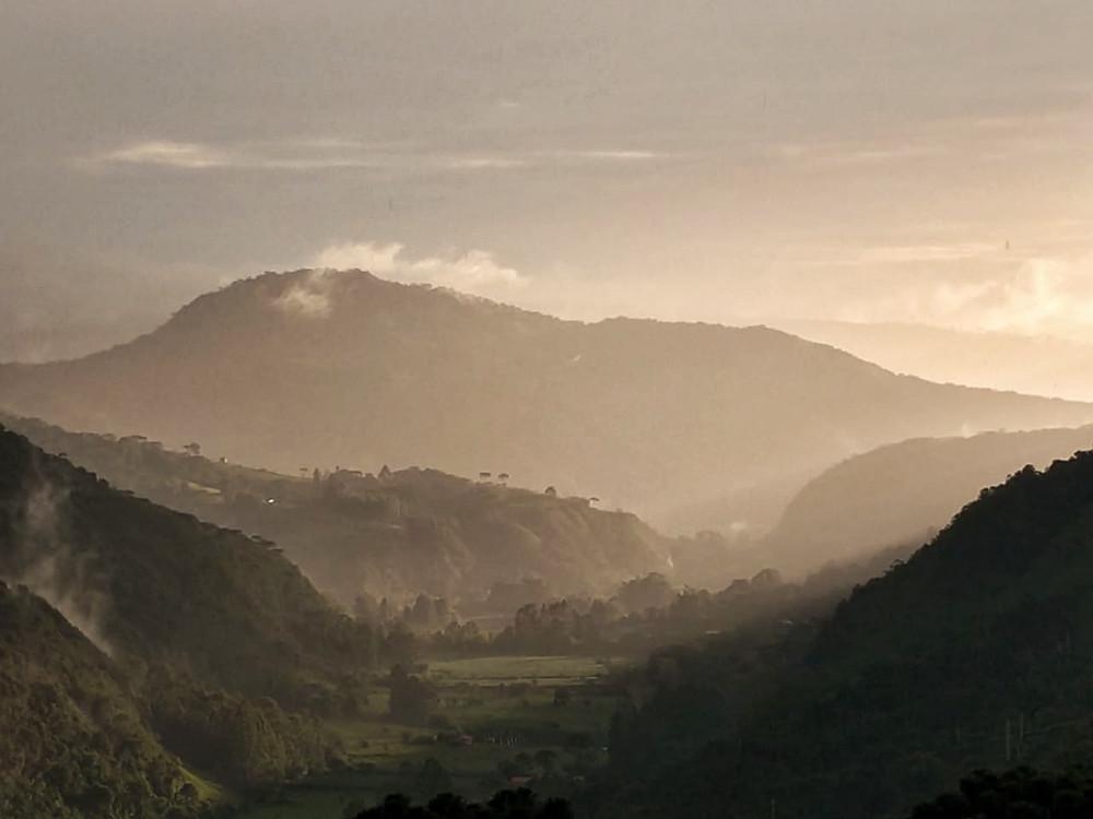 urubici montanhas vale