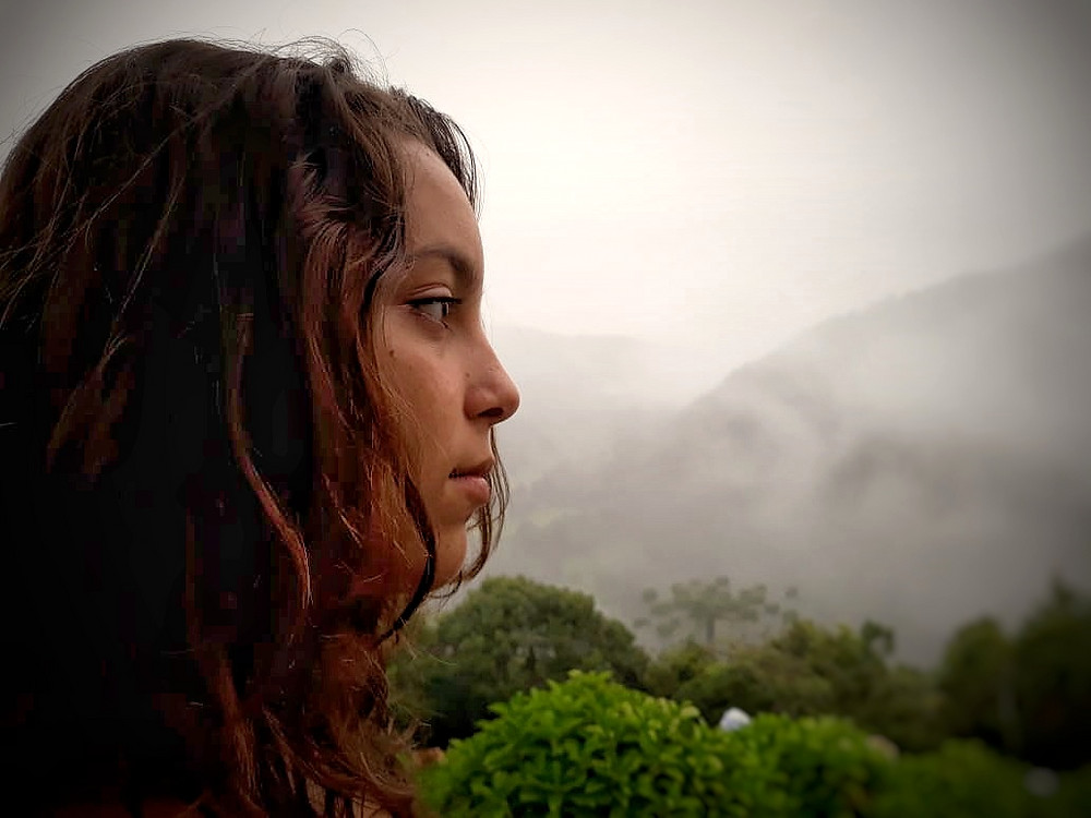 Larissa Shanti, medo, coragem e reflexões