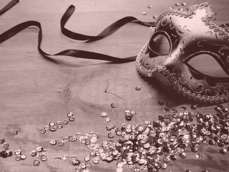 É carnaval e será que as máscaras duram o ano inteiro?