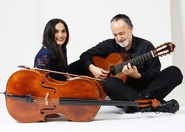 1 Duo Ariana Burstein & Roberto Legnani,