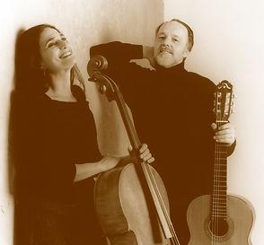 Duo Ariana Burstein & Roberto Legnani