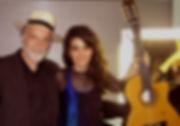 Roberto Legnani & Katie Melua, Hopf-Guitar