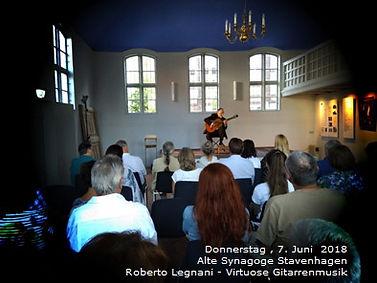 Roberto Legnani, Stavenhagen 2018