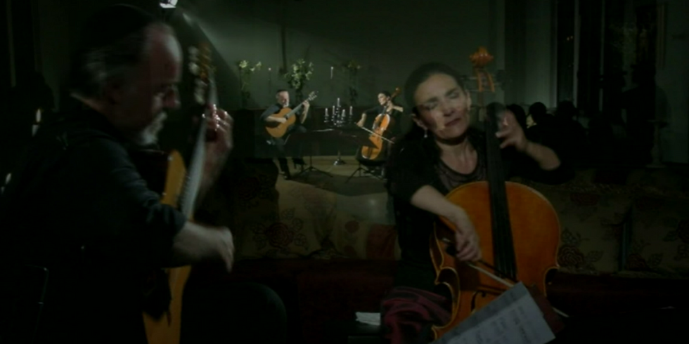 Konzert: Duo Ariana Burstein & Roberto Legnani