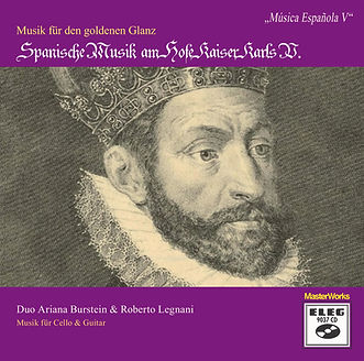 Duo Ariana Burstein & Roberto Legnani: ELEG 9037 CD