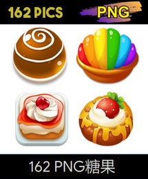 162 PNG CANDY