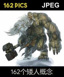 162 Dwarf Concepts