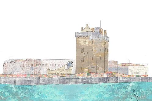 Broughty Ferry Castle (Mediterranean)