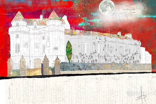 Falkland Castle (Red)