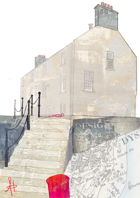 Harbourmaster`s House Dysart