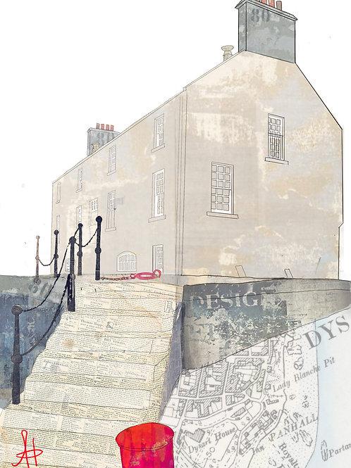 Harbourmaster's House, Dysart