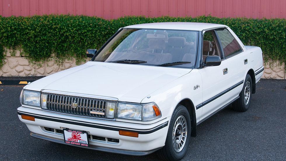 1989 Toyota Crown Royal Saloon