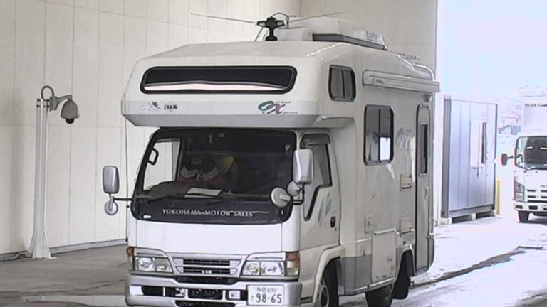 1996 Isuzu Elf