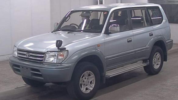 1996 Toyota Landcruiser