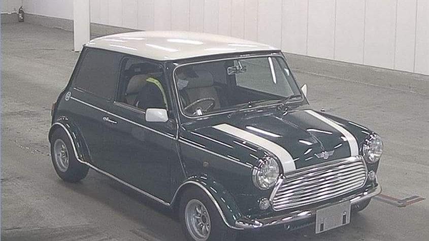 1996 Rover Mini