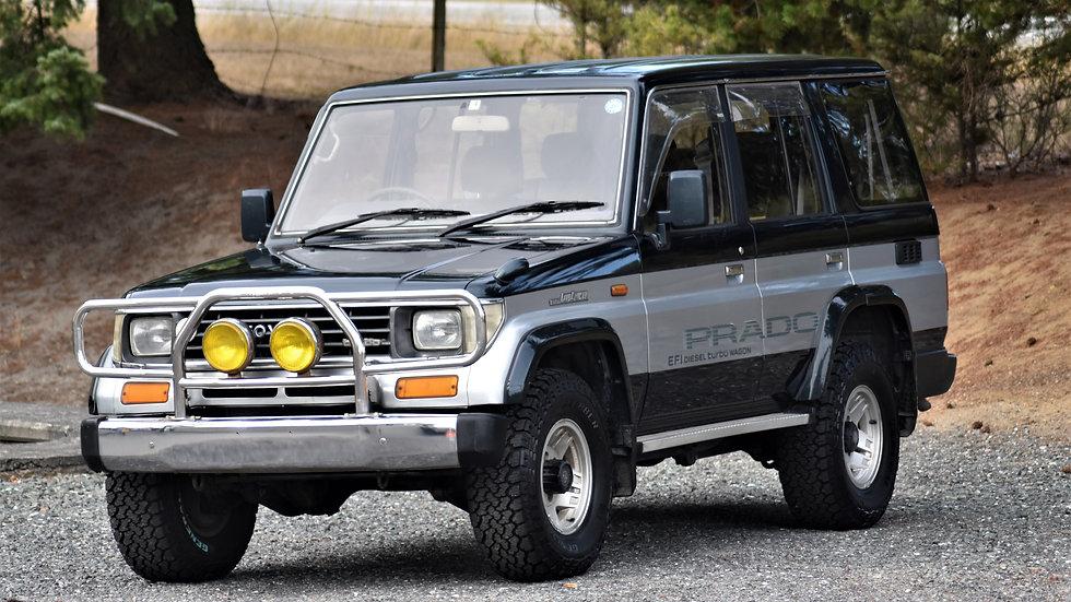 1994 Toyota Landcruiser Prado