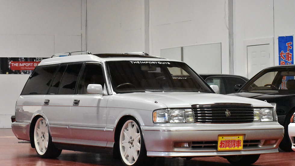 1993 Toyota Crown Royal Saloon
