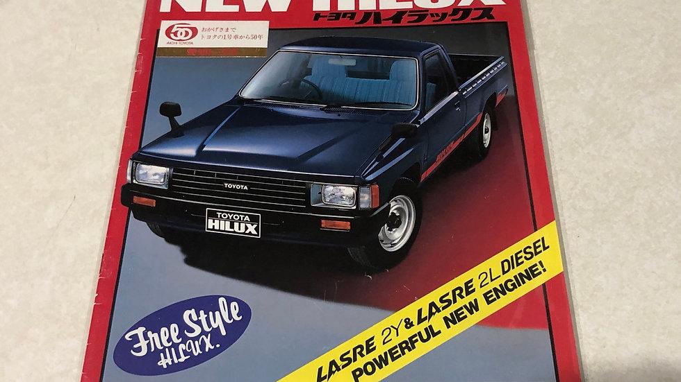 New Hilux (2nd Gen) Magazine