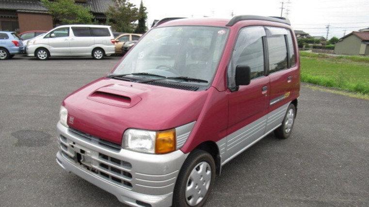 1996 Daihatsu Move SR