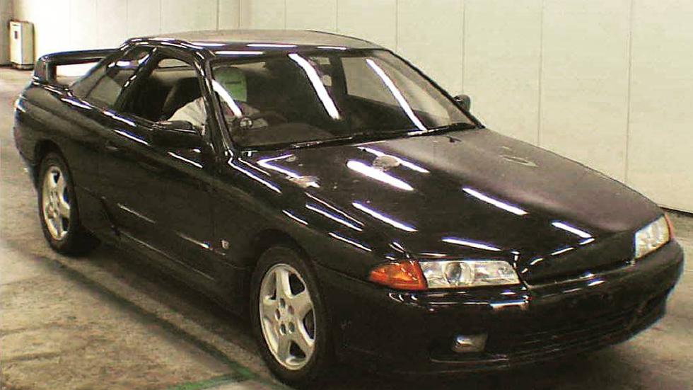 1990 Nissan Skyline GTS4