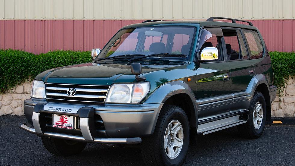 1996 Toyota Landcruiser Prado TX Limited