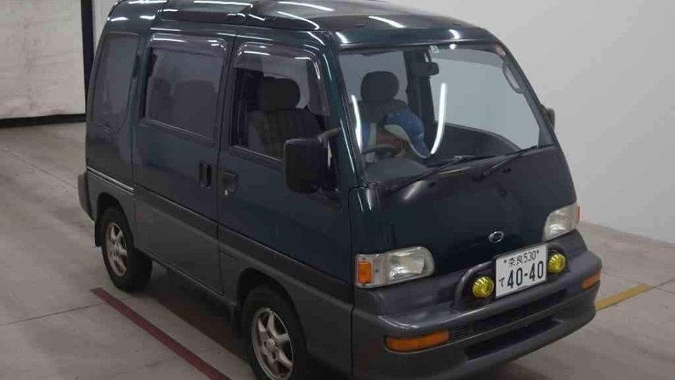 1994 Subaru Domingo