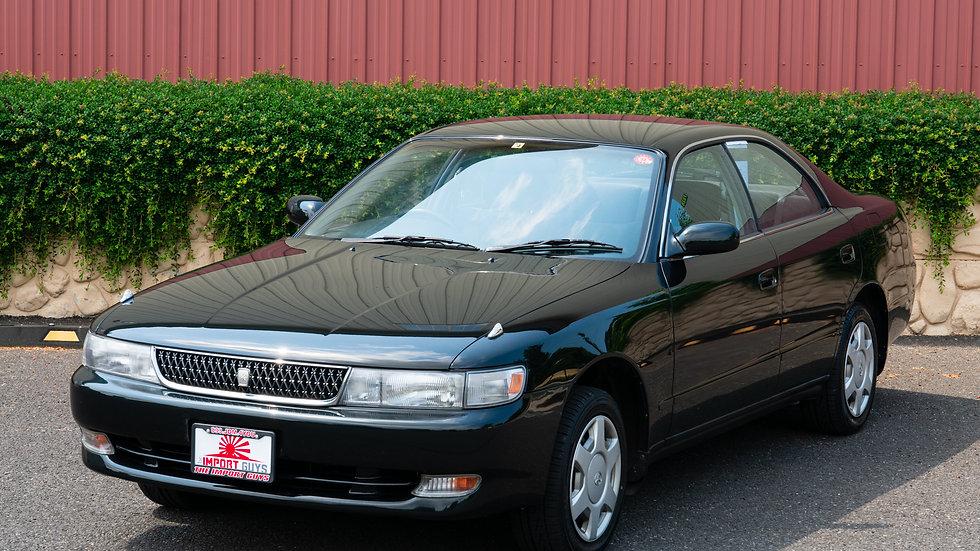 1993 Toyota Chaser Avante G-Four