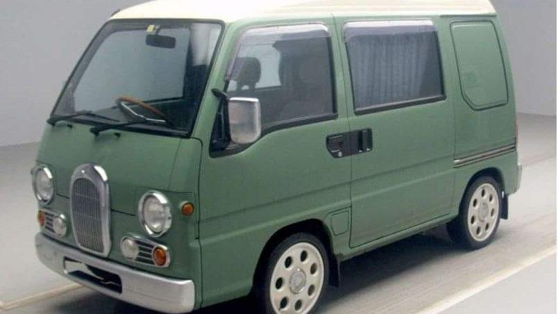 1993 Subaru Sambar Classic